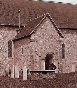 church-porch