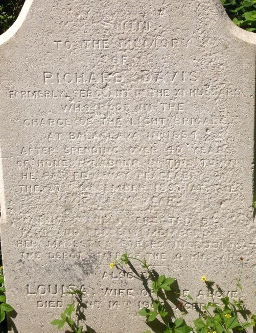 170525 Davis Grave