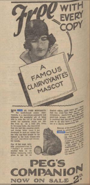 30-10-1928 Notts Evening post