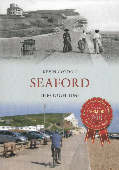 Seaford Through Time Cover