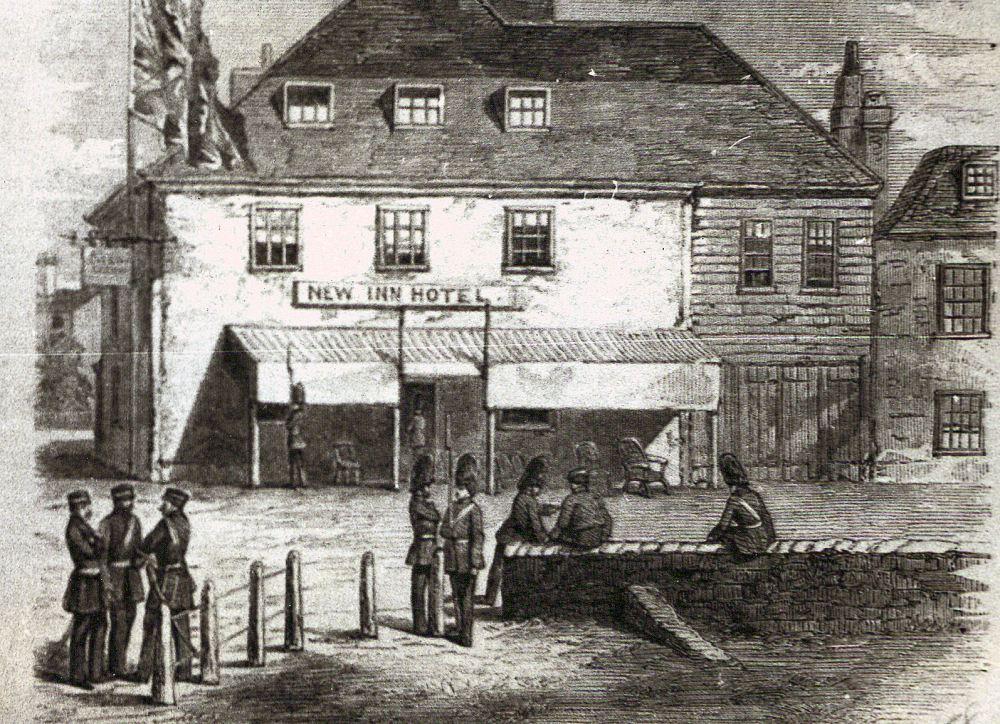 HAC HQ 1858 New Inn
