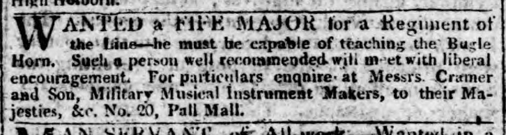 Morning Advertiser 6-1-1810