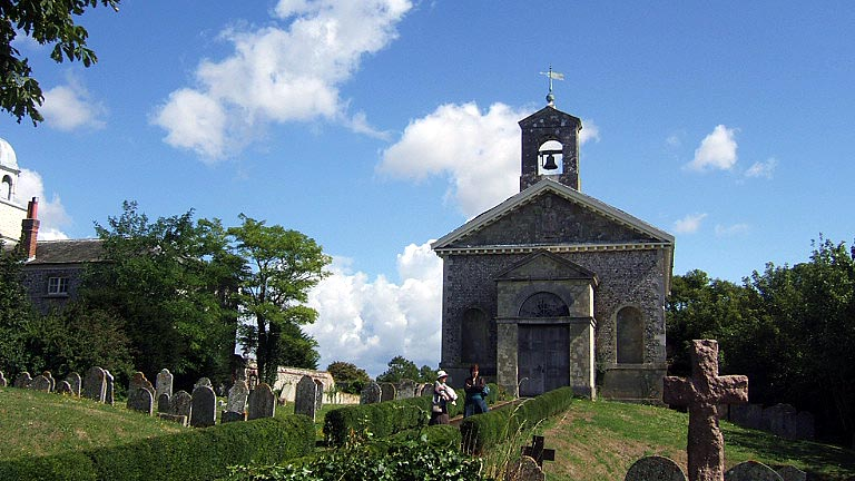 Glynde Church 4 280806