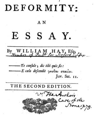 Hay Essay