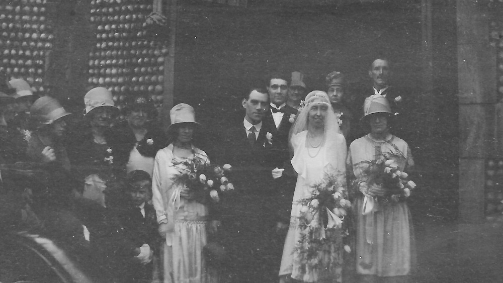 1928 G&G Wedding