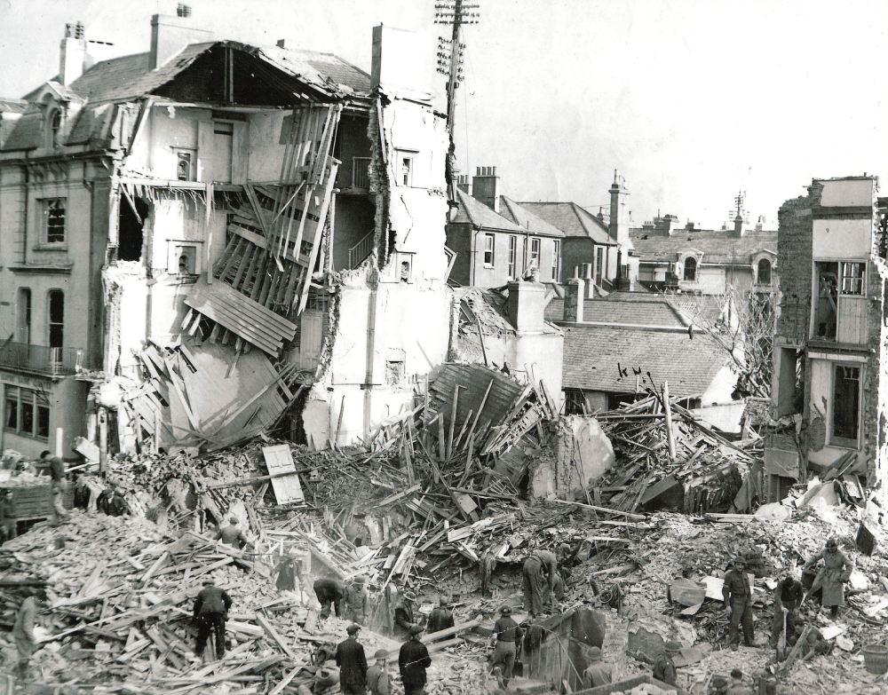 Pelham Road 1941