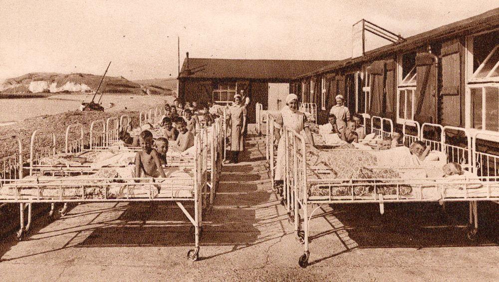 Hospital Outdoor Ward